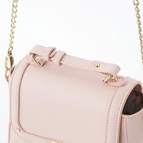 毛利蘭モデルのバッグ。