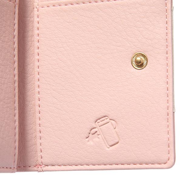 毛利蘭モデルの財布。