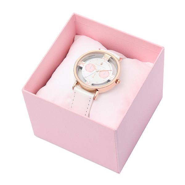 毛利蘭モデルの腕時計ケース。