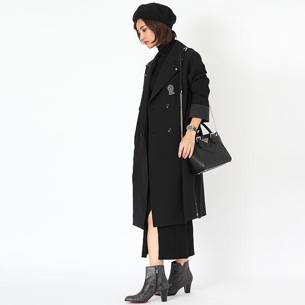 赤井秀一モデルの着用例。