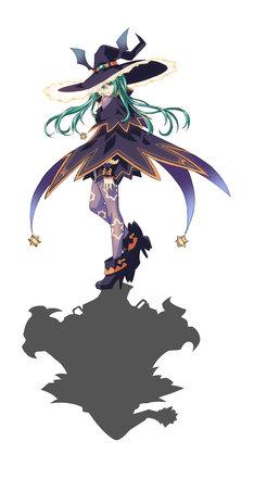 TVアニメ「デート・ア・ライブIII」ティザービジュアル