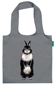 「3月のライオン 黒ウサギちゃんおでかけエコバッグ付き特装版」14巻に付属するエコバッグ。