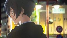 """TVアニメ「さらざんまい」""""つながるPV""""完全版より、久慈悠(CV:内山昂輝)。"""