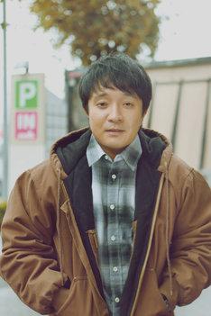 咲田真一役を演じる濱田岳。