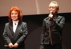左から野沢雅子、堀川りょう。