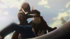 TVアニメ「ブギーポップは笑わない」PV第2弾より。