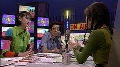顔出しせずに出演したトーク番組「トップランナー」より。(c)日本放送協会 (写真提供:NHK)