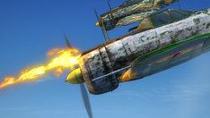 「荒野のコトブキ飛行隊」第2弾PVより。