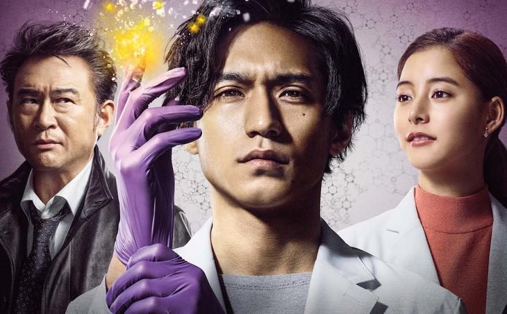 ドラマ「トレース~科捜研の男~」メインビジュアル (c)フジテレビ