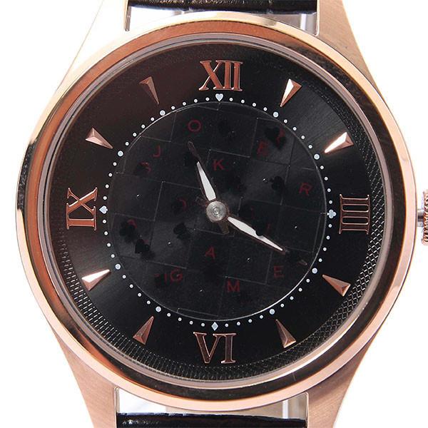 「ジョーカー・ゲーム」コラボ腕時計