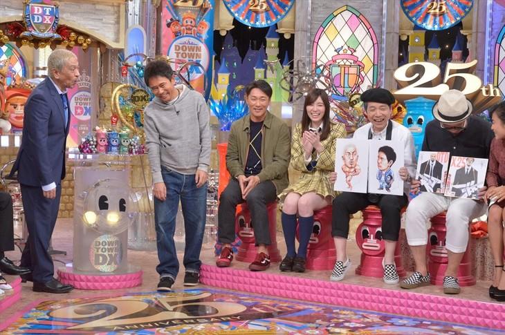 番組の様子。(c)日本テレビ