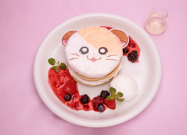 「ハム太郎のまぼろしパンケーキ」