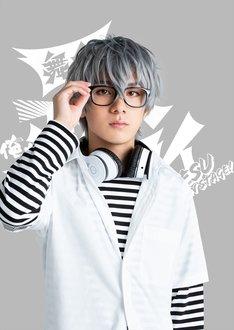 永田聖一朗扮する矢野喜助。