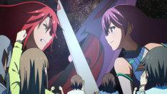TVアニメ「サークレット・プリンセス」第2弾PVより。