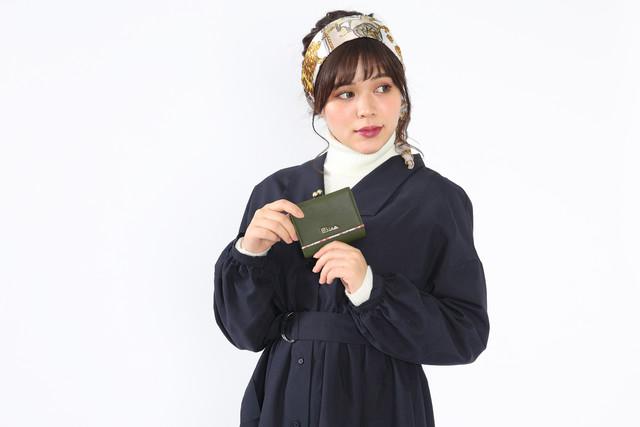 中国モデルの財布の使用例。