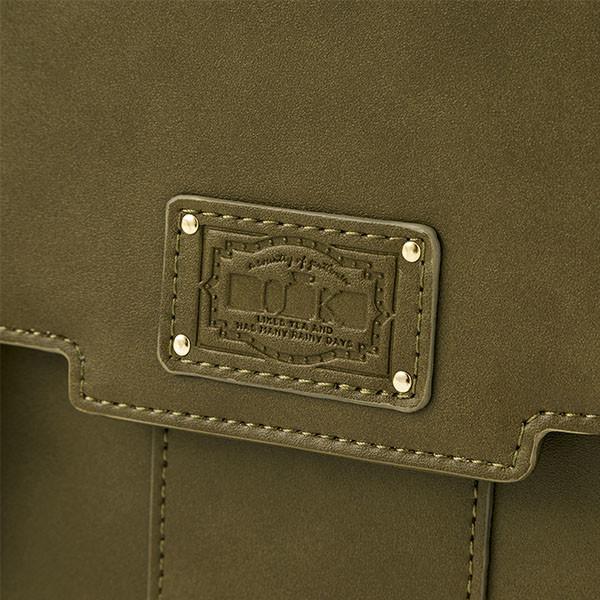 イギリスモデルのバッグ。