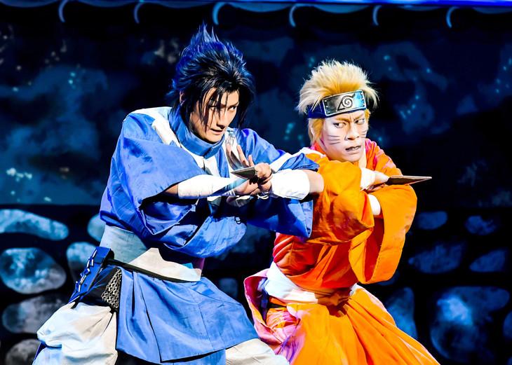 「新作歌舞伎『NARUTO-ナルト-』」より。