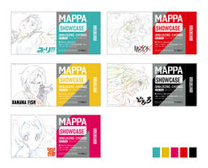「MAPPA SHOW CASE」チケットの一覧