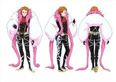 十王院カケルのステージ衣装。