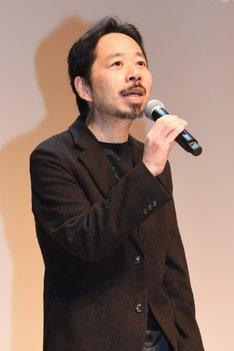 蜂須賀健太郎監督