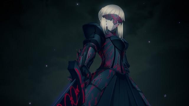 劇場版「『Fate/stay night[Heaven's Feel]』II.lost butterfly」より。