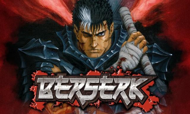 「BERSERK」