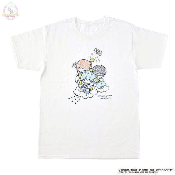 「銀魂×Sanrio characters Tシャツ / Yorozuya Ginchan」