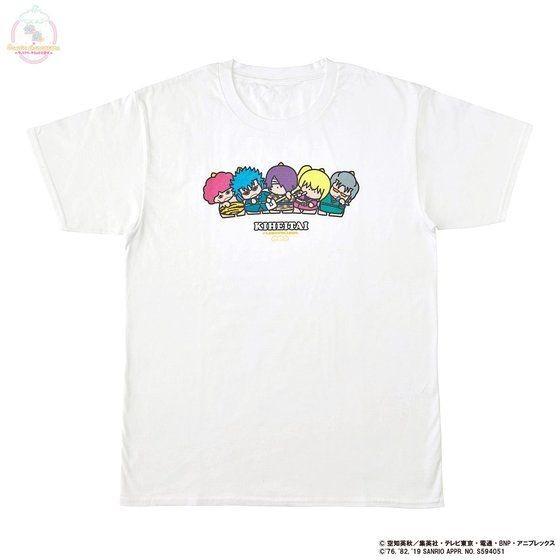 「銀魂×Sanrio characters Tシャツ / KIHEITAI」