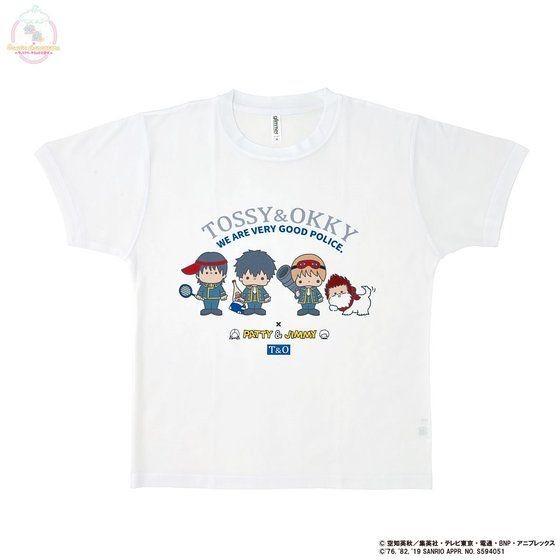 「銀魂×Sanrio characters フルカラーTシャツ / TOSSY&OKKY」