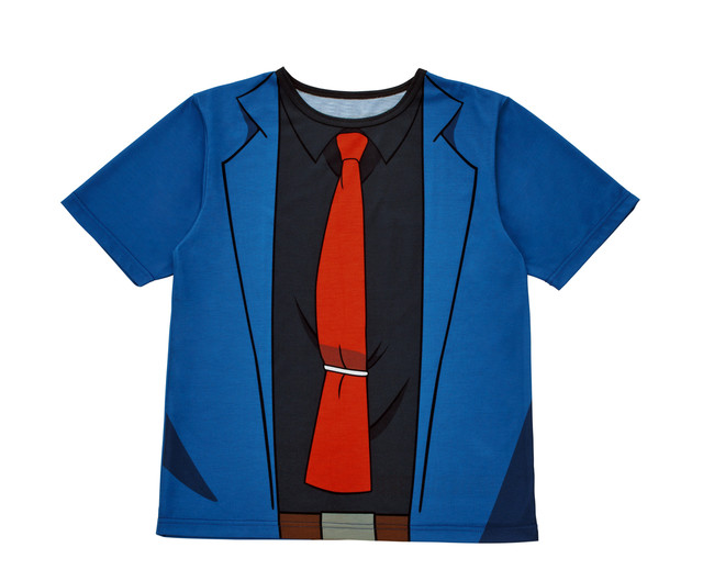 「Tシャツ(ルパン三世4thシリーズ)」