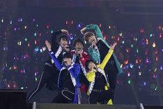 「あんさんぶるスターズ!Starry Stage 2nd ~in 日本武道館~」より、流星隊。