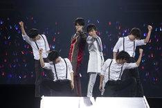 「あんさんぶるスターズ!Starry Stage 2nd ~in 日本武道館~」より、陣&章臣。