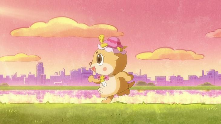 TVアニメ「妖精ちぃたん☆」より。