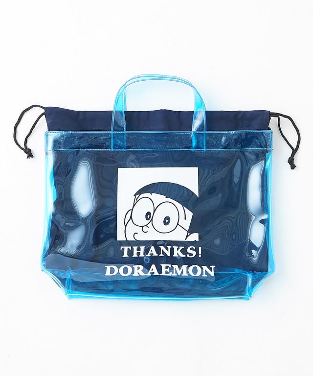 「THANKS!DORAEMON PVCバッグ」