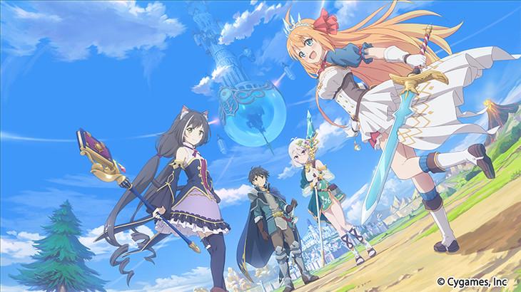 「プリンセスコネクト!Re:Dive」TVアニメ化、制作はCygamesPictures #プリコネ #プリコネR
