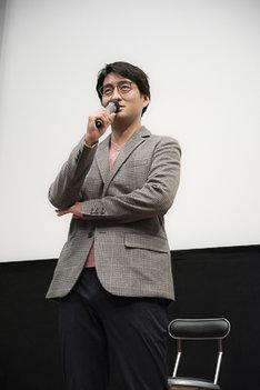 立川譲監督