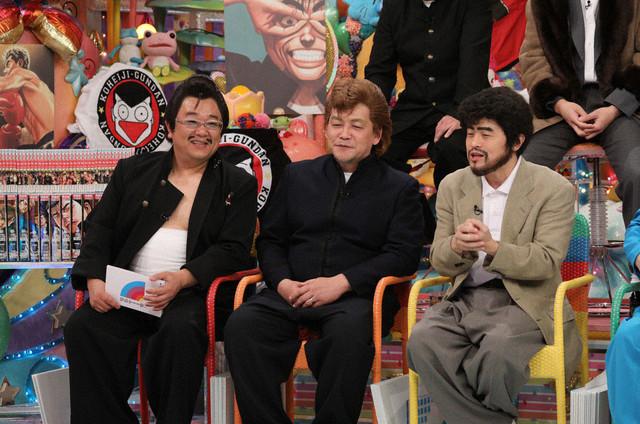 「ろくでなしBLUES芸人」より。(c)テレビ朝日