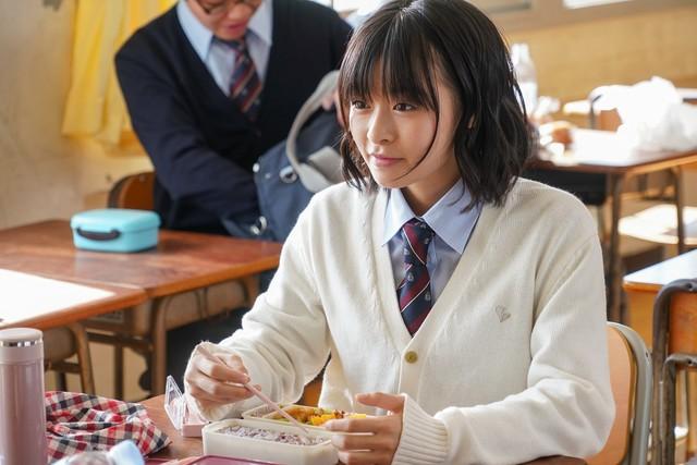 「東京喰種 トーキョーグール【S】」より、森七菜演じる小坂依子。