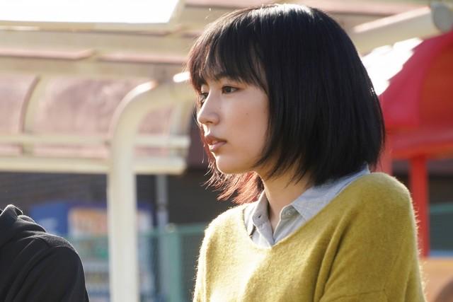 「東京喰種 トーキョーグール【S】」より、木竜麻生演じる西野貴未。