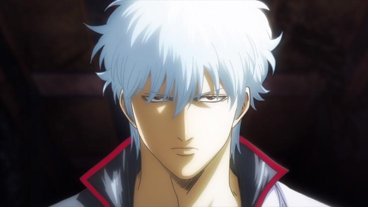 アニメ「銀魂」完全新作エピソードの告知映像より。