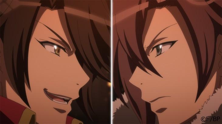 TVアニメ「BAKUMATSUクライシス」最新PVより。