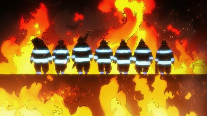 2 隊 ノ 期 いつ 炎炎 消防
