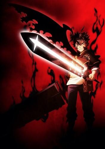TVアニメ「ブラッククローバー」メインビジュアル第3弾