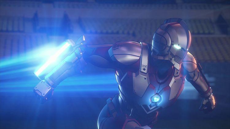 Netflix Ultraman Rilis Adegan Pertarungan Ultraman Vs. Bemular