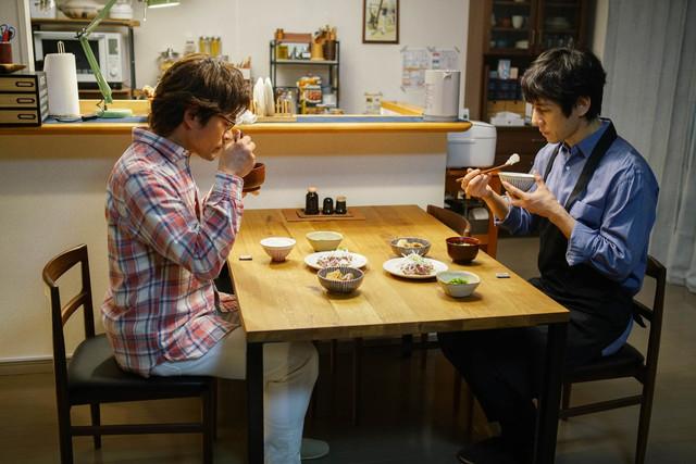 TVドラマ「きのう何食べた?」場面写真。(c)「きのう何食べた?」製作委員会