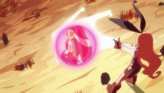 劇場アニメ「パンドラとアクビ」新たな場面カット。