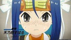 TVアニメ「超可動ガール1/6」第2弾PVより。