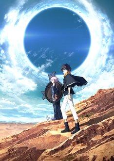 TVアニメ「Fate/Grand Order -絶対魔獣戦線バビロニア-」キービジュアル