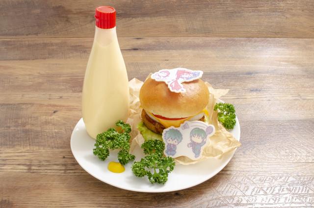 「TOSSY&OKKY×PATTY&JIMMYのアメリカン☆ハンバーガー」