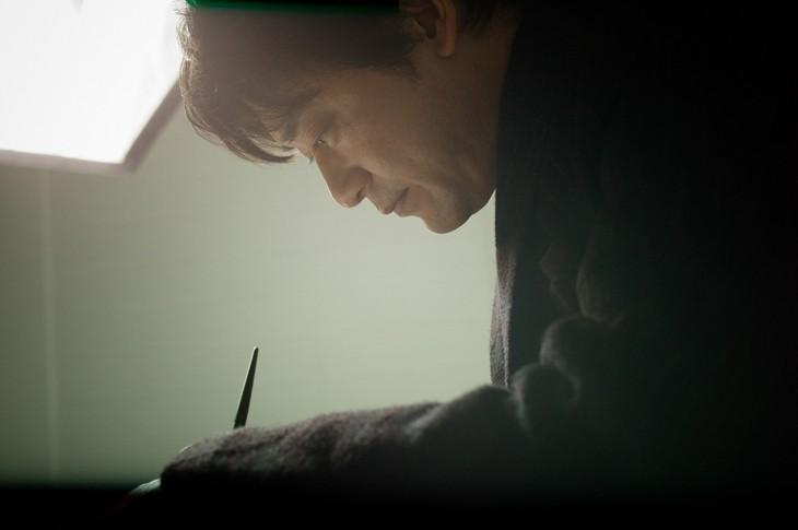 「漫画『キングダム』という偶然、映画『キングダム』という必然。」の扉ページに使用されている写真。(c)細居幸次郎/集英社